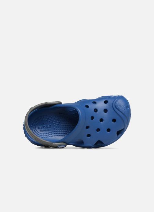 Sandales et nu-pieds Crocs SwiftwaterClgK Bleu vue gauche