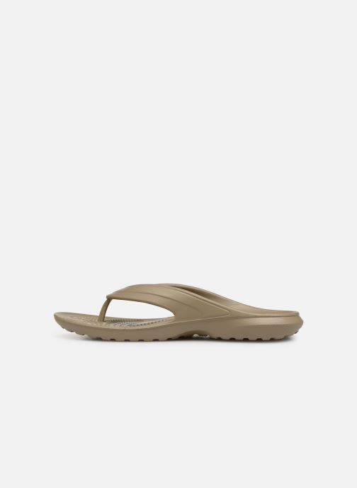 Tongs Crocs ClassicFlip Vert vue face