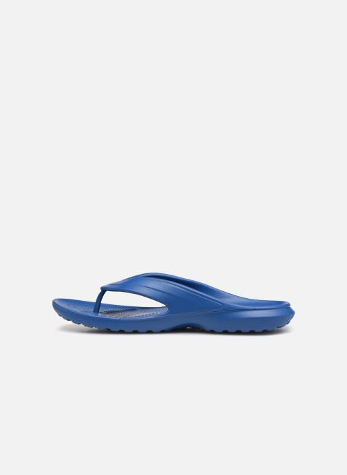Tongs Crocs ClassicFlip Bleu vue face