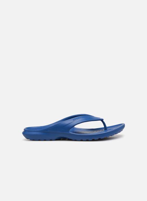 Tongs Crocs ClassicFlip Bleu vue derrière