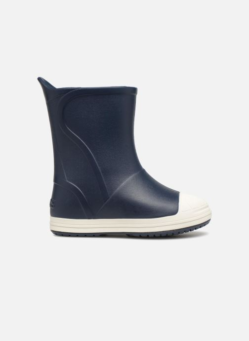 Støvler & gummistøvler Crocs Bump It Boot K Blå se bagfra