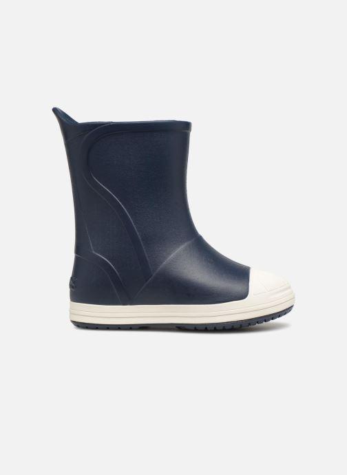 Botas Crocs Bump It Boot K Azul vistra trasera