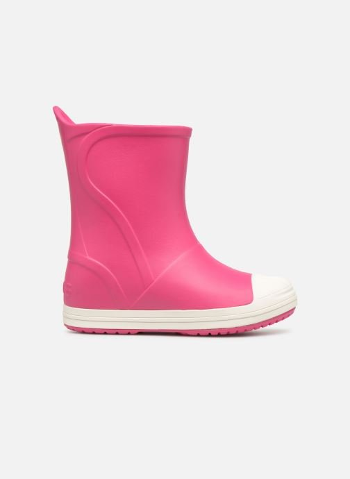 Boots & wellies Crocs Bump It Boot K Pink back view