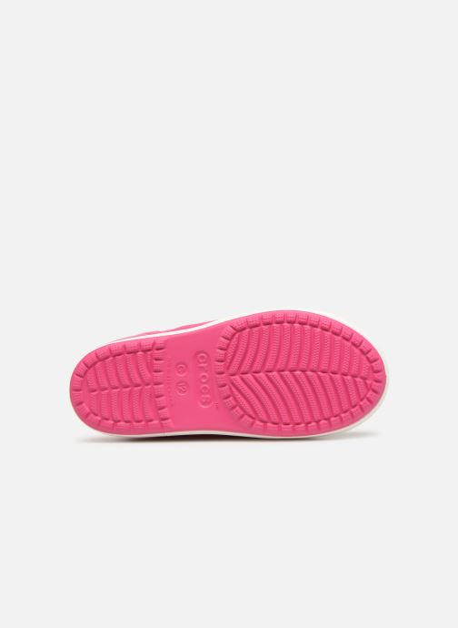 Boots & wellies Crocs Bump It Boot K Pink view from above