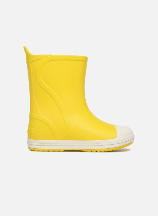 Boots & wellies Crocs Bump It Boot K Yellow back view