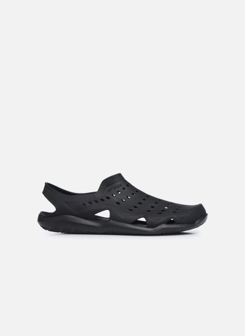 Sandali e scarpe aperte Crocs SwftwtrWaveM Nero immagine posteriore