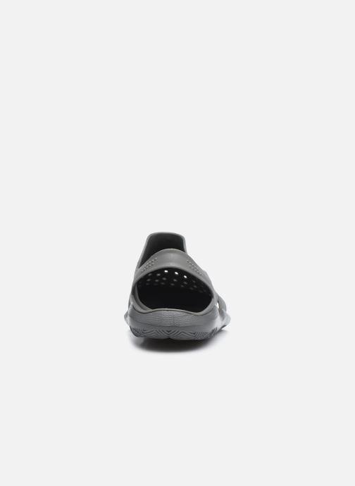 Sandali e scarpe aperte Crocs SwftwtrWaveM Grigio immagine destra