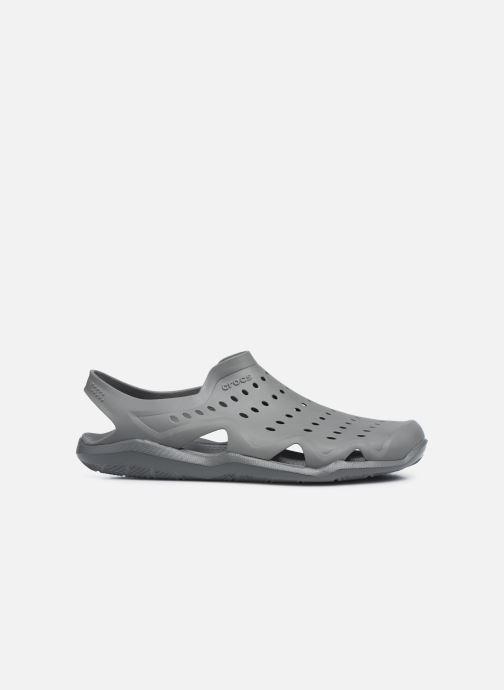 Sandales et nu-pieds Crocs SwftwtrWaveM Gris vue derrière