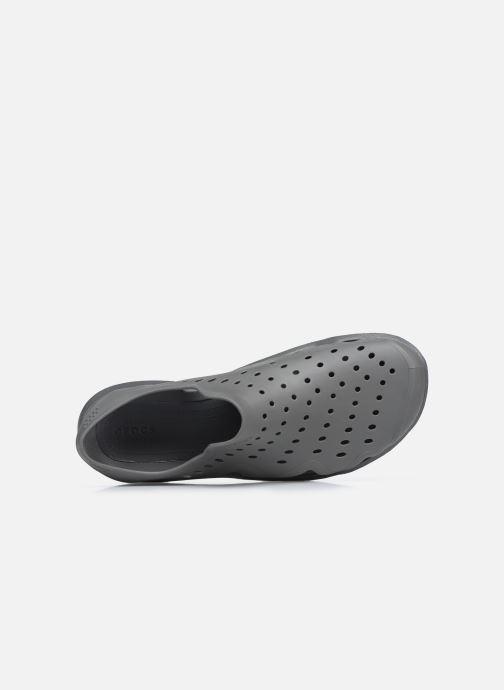 Sandales et nu-pieds Crocs SwftwtrWaveM Gris vue gauche