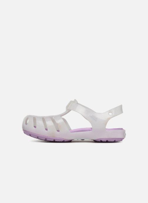 Sandales et nu-pieds Crocs Isabella Sandales PS Blanc vue face