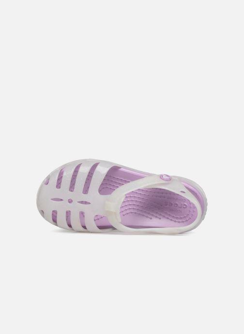 Sandales et nu-pieds Crocs Isabella Sandales PS Blanc vue gauche