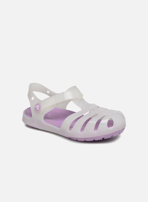 Sandales et nu-pieds Crocs Isabella Sandales PS Blanc vue détail/paire