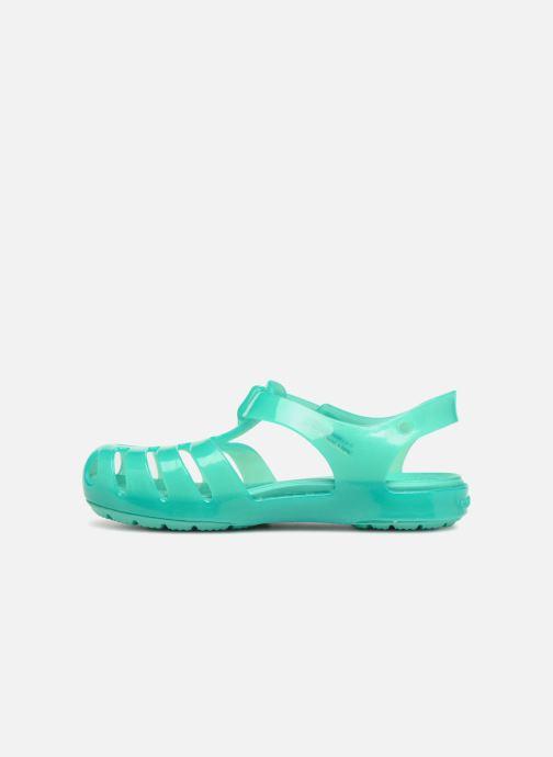 Sandalen Crocs Isabella Sandales PS blau ansicht von vorne