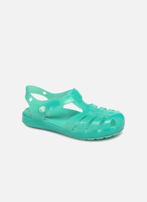 Sandales et nu-pieds Crocs Isabella Sandales PS Bleu vue détail/paire
