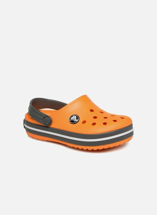1d2f74a7e Crocs Croc band Clog K (Orange) - Sandals chez Sarenza (343070)