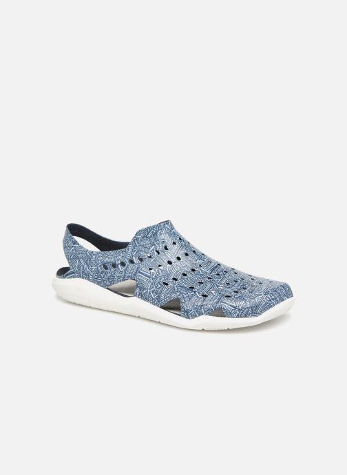 Sandalen Crocs Swift Wave Grph M blau detaillierte ansicht/modell
