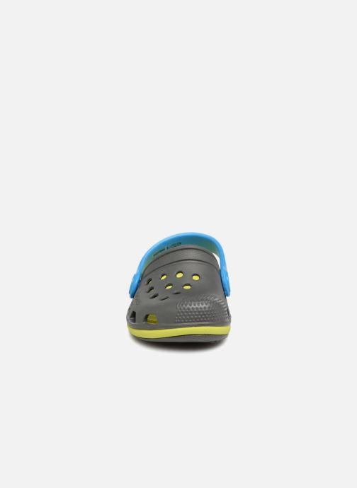 Sandales et nu-pieds Crocs Electro3ClgK Gris vue portées chaussures