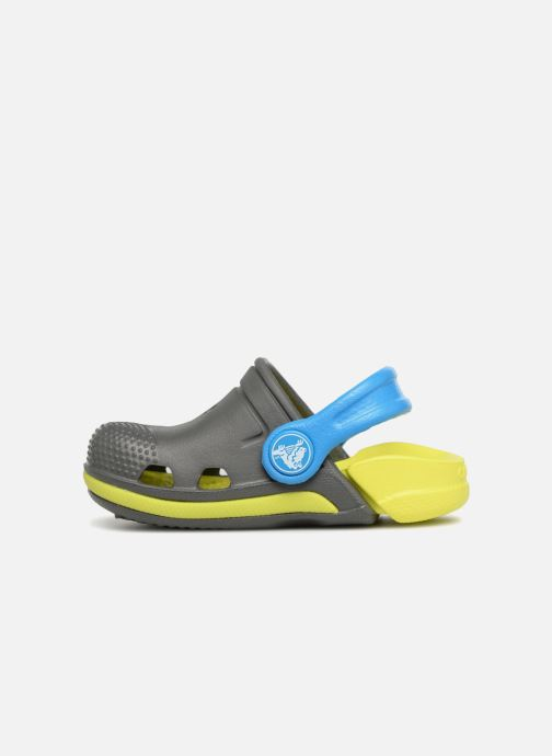 Sandales et nu-pieds Crocs Electro3ClgK Gris vue face