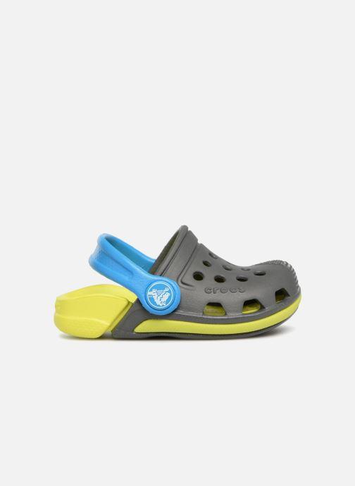 Sandals Crocs Electro3ClgK Grey back view