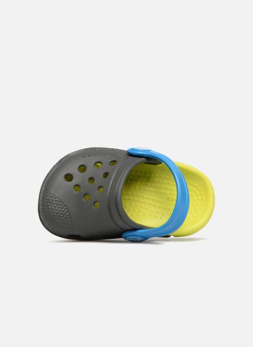 Sandales et nu-pieds Crocs Electro3ClgK Gris vue gauche