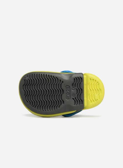 Sandales et nu-pieds Crocs Electro3ClgK Gris vue haut
