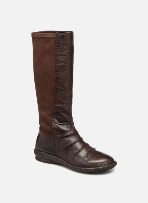 Boots & wellies Khrio Stivale Donna Brown detailed view/ Pair view