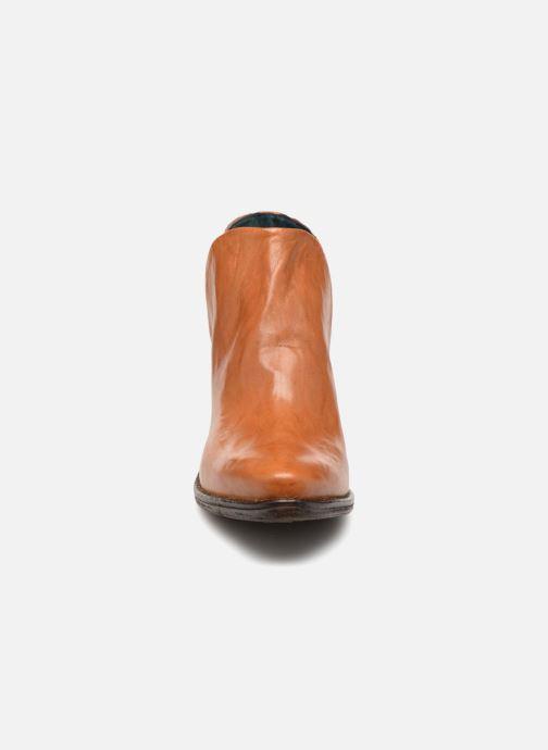 Bottines et boots Khrio Polacco 2405 Marron vue portées chaussures