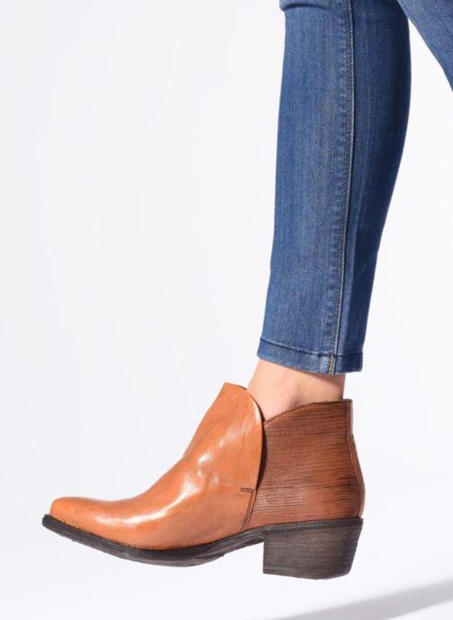Boots en enkellaarsjes Khrio Polacco 2405 Bruin onder