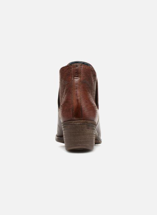 Bottines et boots Khrio Polacco 2405 Marron vue droite