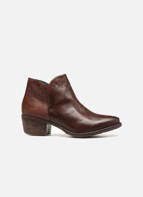 Boots en enkellaarsjes Khrio Polacco 2405 Bruin achterkant