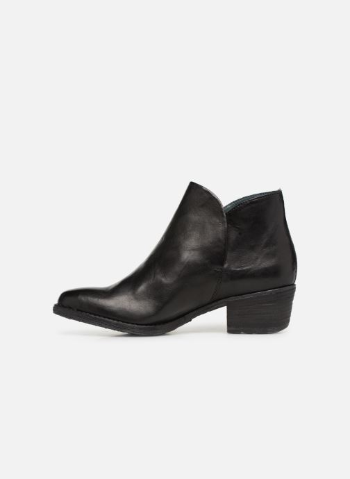 Ankle boots Khrio Polacco 2405 Black front view