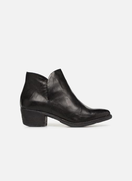Boots en enkellaarsjes Khrio Polacco 2405 Zwart achterkant