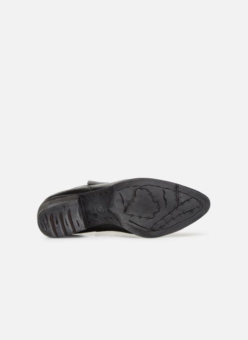 Bottines et boots Khrio Polacco 2405 Noir vue haut