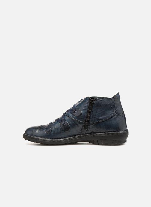 Bottines et boots Khrio Scarpa Donna Bleu vue face