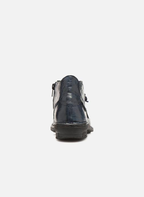 Bottines et boots Khrio Scarpa Donna Bleu vue droite