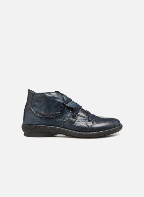 Bottines et boots Khrio Scarpa Donna Bleu vue derrière