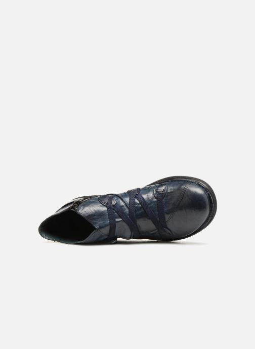 Bottines et boots Khrio Scarpa Donna Bleu vue gauche