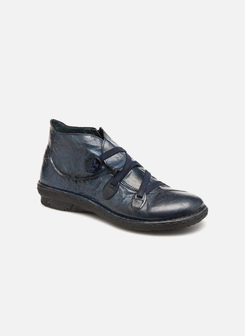 Bottines et boots Khrio Scarpa Donna Bleu vue détail/paire