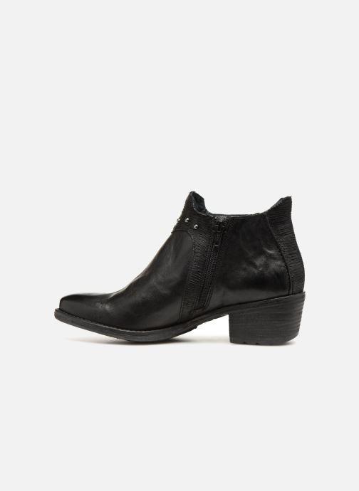 Stiefeletten & Boots Khrio Polaco 2401 schwarz ansicht von vorne