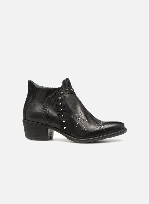 Stiefeletten & Boots Khrio Polaco 2401 schwarz ansicht von hinten