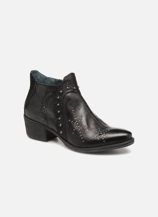 Stiefeletten & Boots Khrio Polaco 2401 schwarz detaillierte ansicht/modell