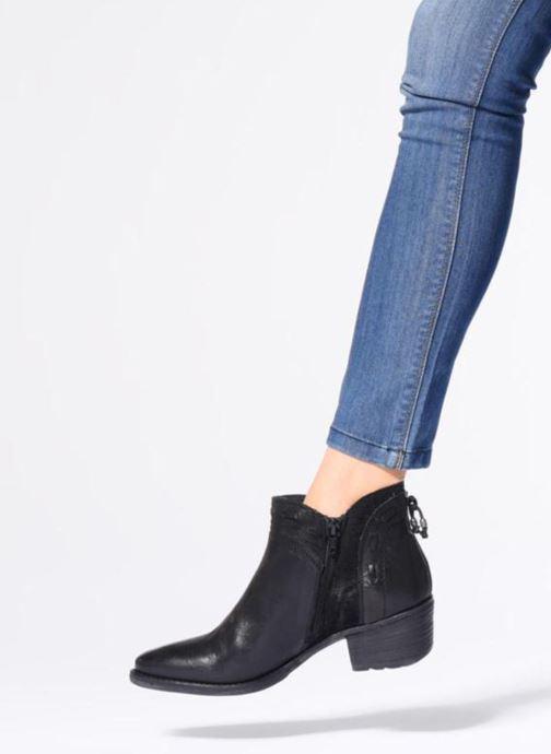 Bottines et boots Khrio Polaco 2402 Noir vue bas / vue portée sac