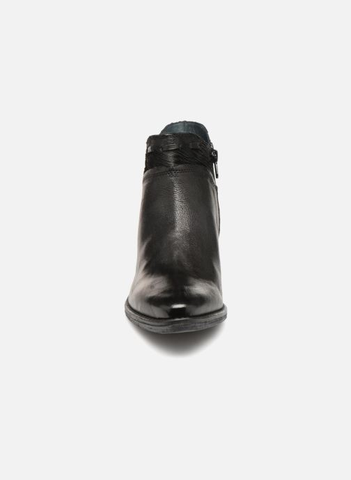 Bottines et boots Khrio Polaco 2402 Noir vue portées chaussures