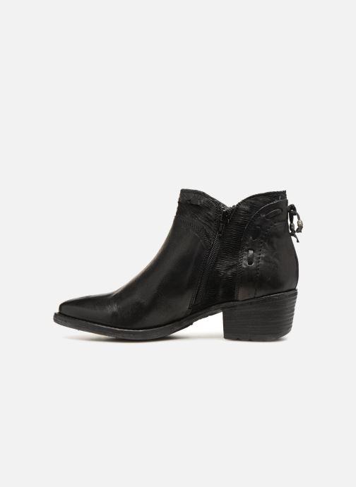 Bottines et boots Khrio Polaco 2402 Noir vue face