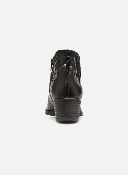 Bottines et boots Khrio Polaco 2402 Noir vue droite