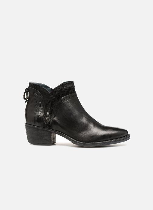 Bottines et boots Khrio Polaco 2402 Noir vue derrière