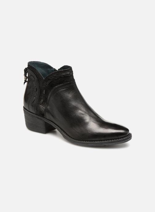 Bottines et boots Khrio Polaco 2402 Noir vue détail/paire