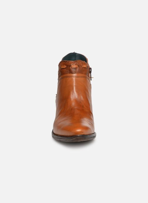 Boots en enkellaarsjes Khrio Polaco 2402 Bruin model