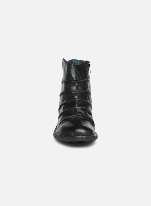Bottines et boots Khrio POLACCO DONNA Noir vue portées chaussures