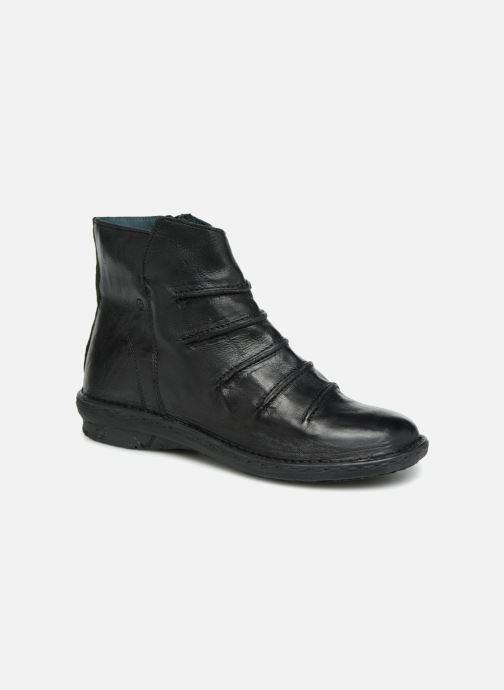 Bottines et boots Khrio POLACCO DONNA Noir vue détail/paire